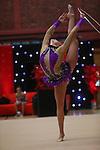 Welsh Rhythmic Gymnastics championships.<br /> Frankie Jones<br /> 10.05.14<br /> ©Steve Pope-SPORTINGWALES