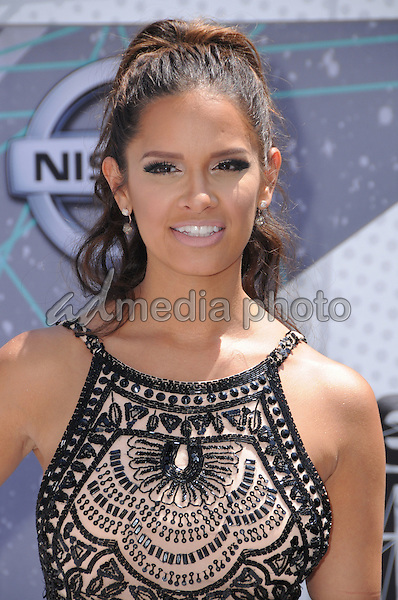 26 June 2016 - Los Angeles. Rocsi Diaz. Arrivals for the 2016 BET Awards held at the Microsoft Theater. Photo Credit: Birdie Thompson/AdMedia