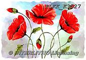 Kris, FLOWERS, BLUMEN, FLORES, paintings+++++,PLKKK3527,#f#, EVERYDAY