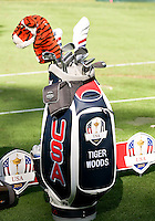 25 SEP 12  during Tuesdays Celebrity Scramble at The 39th Ryder Cup at The Medinah Country Club in Medinah, Illinois.