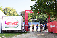 Welcome to the 2017 POL-FEI European Eventing Championship, Strzegom, Poland. Tuesday 15 August. Photo Copyright: Libby Law Photography