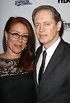 Jo Andres; Steve Buscemi attending the 2013 Actors Fund Annual Gala at the Mariott Marquis Hotel in New York on 4/29/2013.