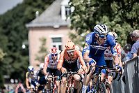 Tim Declercq (BEL/Deceuninck Quick Step) on the uphill cobbles section in the 3th of 8 local laps. <br /> <br /> Heistse Pijl 2019<br /> One Day Race: Turnhout > Heist-op-den-Berg 194km (UCI 1.1)<br /> ©kramon