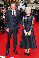 producer, Colin Firth and Dame Helen Mirren<br /> arrives for the &quot;Eye in the Sky&quot; premiere at the Curzon Mayfair Cinema, London<br /> <br /> <br /> &copy;Ash Knotek  D3105 11/04/2016