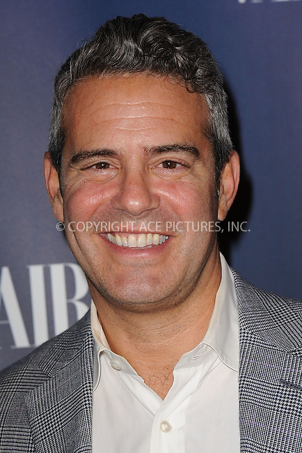 WWW.ACEPIXS.COM<br /> September 16, 2013 New York City<br /> <br /> Andy Cohen attending NBC's 2013 Fall Launch Party at the The Standard Hotel on September 16, 2013 in New York City.<br /> <br /> By Line: Kristin Callahan/ACE Pictures<br /> <br /> ACE Pictures, Inc.<br /> tel: 646 769 0430<br /> Email: info@acepixs.com<br /> www.acepixs.com<br /> Copyright:<br /> Kristin Callahan/ACE Pictures