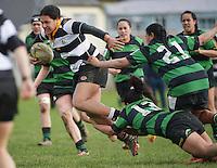 140809 Women's Club Rugby - Oriental-Rongotai v Wainuiomata