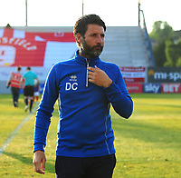Lincoln City manager Danny Cowley<br /> <br /> Photographer Chris Vaughan/CameraSport<br /> <br /> The EFL Sky Bet League Two Play Off Second Leg - Exeter City v Lincoln City - Thursday 17th May 2018 - St James Park - Exeter<br /> <br /> World Copyright &copy; 2018 CameraSport. All rights reserved. 43 Linden Ave. Countesthorpe. Leicester. England. LE8 5PG - Tel: +44 (0) 116 277 4147 - admin@camerasport.com - www.camerasport.com