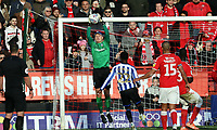 Cameron Dawson of Sheffield Wednesday collects the ball during Charlton Athletic vs Sheffield Wednesday, Sky Bet EFL Championship Football at The Valley on 30th November 2019