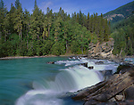 Rearguard Falls Provincial Park, B.C., Canada<br /> Rearguard falls on the Frasier river