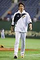 Kenta Maeda (JPN),<br /> NOVEMBER 15, 2014 - Baseball : <br /> 2014 All Star Series Game 3 between Japan 4-0 MLB All Stars <br /> at Tokyo Dome in Tokyo, Japan. <br /> (Photo by Shingo Ito/AFLO SPORT)[1195]