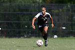 11 October 2009: Florida State's Ines Jaurena (FRA). The Duke University Blue Devils played the Florida State University Seminoles to a 0-0 tie after overtime at Koskinen Stadium in Durham, North Carolina in an NCAA Division I Women's college soccer game.
