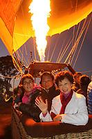 12 June 2018 - Hot Air Balloon Gold Coast and Brisbane