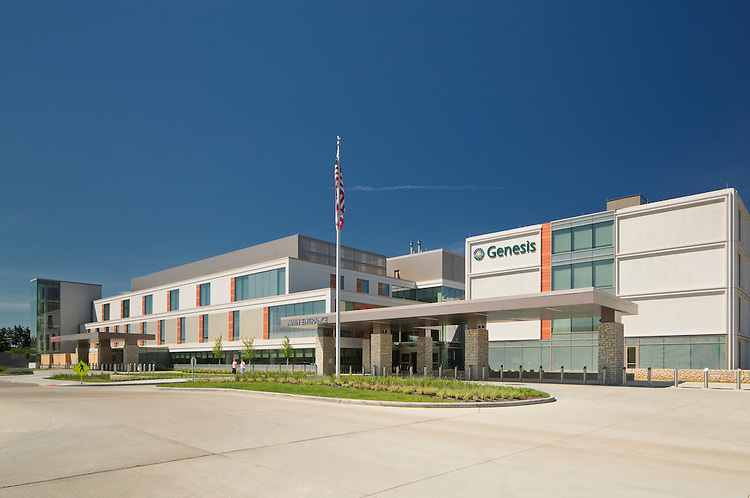 Genesis Health Care System | SmithGroupJJR & Turner Construction