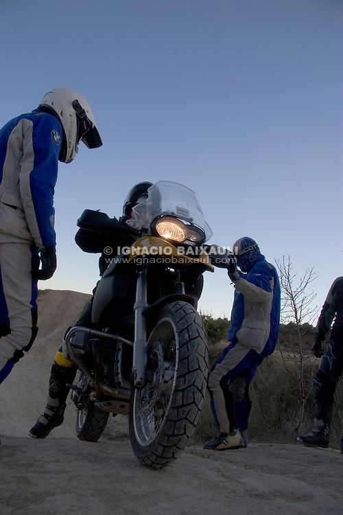 "CURSILLO ""OFF-ROAD"" 22-23 Noviembre ENDURO PARK ARAS RURAL"