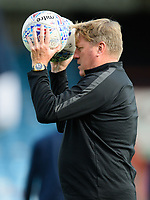 Peterborough United's assistant manager Paul Raynor during the pre-match warm-up<br /> <br /> Photographer Chris Vaughan/CameraSport<br /> <br /> The EFL Sky Bet League One - Scunthorpe United v Peterborough United - Saturday 13th October 2018 - Glanford Park - Scunthorpe<br /> <br /> World Copyright © 2018 CameraSport. All rights reserved. 43 Linden Ave. Countesthorpe. Leicester. England. LE8 5PG - Tel: +44 (0) 116 277 4147 - admin@camerasport.com - www.camerasport.com