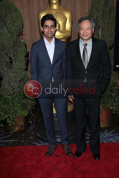 Ang Lee, Suraj Sharma<br />