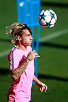 Atletico de Madrid's Antoine Griezmann during training session. September 26,2017.(ALTERPHOTOS/Acero)