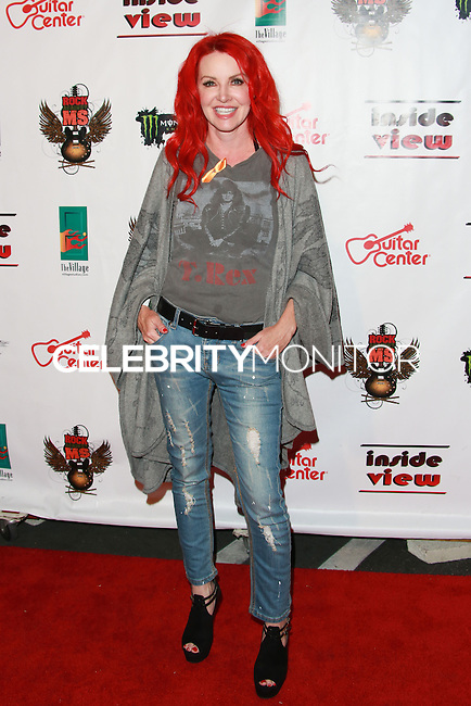 LOS ANGELES, CA, USA - OCTOBER 26: Gretchen Bonaduce arrives at An Evening Of Art With Billy Morrison And Joey Feldman Benefiting The Rock Against MS Foundation held at Village Studios on October 26, 2014 in Los Angeles, California. (Photo by David Acosta/Celebrity Monitor)