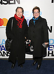 Deborah Brevoort and Molly Smith attends the Broadway Opening Night Performance of 'Dear Evan Hansen'  at The Music Box Theatre on December 4, 2016 in New York City.