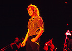 Robert Plant 1985..© Chris Walter..