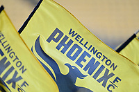 A-League - Wellington Phoenix v Western Sydney Wanderers at Westpac Stadium, Wellington, New Zealand on Saturday 3 November  2018. <br /> Photo by Masanori Udagawa. <br /> www.photowellington.photoshelter.com