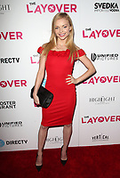 HOLLYWOOD, CA - AUGUST 23: Izabella Miko, at Premiere Of DIRECTV And Vertical Entertainment's 'The Layover' at The ArcLight Hollywood on August 23, 2017 in Los Angeles, California. Credit: Faye Sadou/MediaPunch