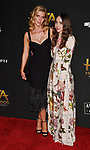 BEVERLY HILLS, CA - NOVEMBER 05: Actors Betty Gilpin (L) and Zoe Kazan attend the 21st Annual Hollywood Film Awards at The Beverly Hilton Hotel on November 5, 2017 in Beverly Hills, California.