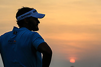 Joost Luiten (NED) during previews ahead of the first round of the NBO Open played at Al Mouj Golf, Muscat, Sultanate of Oman. <br /> 14/02/2018.<br /> Picture: Golffile | Phil Inglis<br /> <br /> <br /> All photo usage must carry mandatory copyright credit (&copy; Golffile | Phil Inglis)