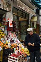 ITA, Italien, Kampanien, Sorrentinische Halbinsel, Amalfikueste, Amalfi: lokale Fruechte | ITA, Italy, Campania, Sorrento Peninsula, Amalfi Coast, Amalfi: local fruit