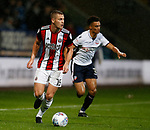 Paul Coutts of Sheffield Utd during the Championship match at the Macron Stadium, Bolton. Picture date 12th September 2017. Picture credit should read: Simon Bellis/Sportimage