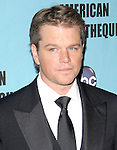 Matt Damon at the 24th annual American Cinematheque Award presentation to Matt Damon held at The Beverly Hilton Hotel in Beverly Hills, California on March 27,2010                                                                   Copyright 2010  DVS / RockinExposures
