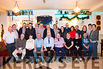 Kenmare Mart Christmas Party held at Foley&rsquo;s Restaurant Kenmare on Friday 22nd. <br /> Back L-R: Pat O&rsquo;Shea, Mike Thady O&rsquo;Sullivan, Danny O&rsquo;Sullivan, Kevin O&rsquo;Leary, James O&rsquo;Farrell, Patrick Doyle, George O&rsquo;Neill, Johnny Fitzgerald, Carmel Murphy, Terence O&rsquo;Shea, Elaine O&rsquo;Connor, John Foley, Bridget Hussey, Sean Foley and Mary O&rsquo;Leary. <br /> Front L-R: Danny O&rsquo;Connor, Ann Shannon, Patsy Dineen, Dan McCarthy (Manager), Mike Tim O&rsquo;Sullivan (Chairman), Ciara Sheehan, Marie Reidy, Sean O&rsquo;Sullivan