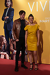 Diana Palazon during Premiere Vivir dos veces at Capitol Cinema on September 5, 2019 in Madrid, Spain.<br />  (ALTERPHOTOS/Yurena Paniagua)