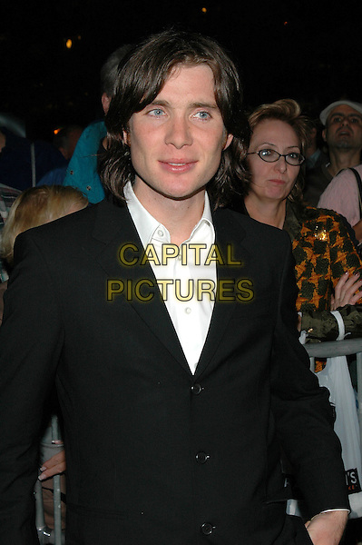 "CILLIAN MURPHY.Premiere new film ""Breakfast On Pluto"",  at Alice Tully Hall at Lincoln Center, part of the 43rd New York Film Festival, New York, New York..October 1st, 2005.Photo Credit: Patti Ouderkirk/AdMedia/Capital Pictures.Ref: PO/ADM/CAP.headshot portrait.www.capitalpictures.com.sales@capitalpictures.com.© Capital Pictures."