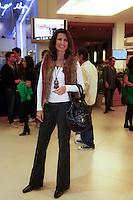 SAO PAULO, SP, 01 DE AGOSTO DE 2013. ESTREIA PEÇA LA MAMA. A atriz e apresentadora Jacqueline Dalabona  durante a estréia da comédia La Mama, com Rosi Campos e Leonardo Miggiorin, no Teatro Nair Bello, na noite desta quinta feira, 01. FOTO ADRIANA SPACA/BRAZIL PHOTO PRESS