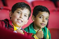PORTO ALEGRE, RS, 10.06.2015 – BRASIL-HONDURAS – Torcida do Brasil durante partida contra o Honduras, em amistoso internacional no Estádio Beira Rio na cidade de Porto Alegre nesta quarta-feira, 10 (Foto: Carlos Ferrari/Brazil Photo Press)