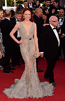 www.acepixs.com<br /> <br /> May 17 2017, Cannes<br /> <br /> Barbara Meier arriving at the 'Ismael's Ghosts (Les Fantomes d'Ismael)' screening and Opening Gala during the 70th annual Cannes Film Festival at Palais des Festivals on May 17, 2017 in Cannes, France. <br /> <br /> By Line: Famous/ACE Pictures<br /> <br /> <br /> ACE Pictures Inc<br /> Tel: 6467670430<br /> Email: info@acepixs.com<br /> www.acepixs.com