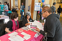 Sisters of Hope Expo 2012 at Missouri History Museum in St. Louis, MO on Oct 27, 2012.