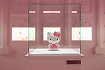 """June 29, 2011,Swarovski and Hello Kitty collaboration jewelry line - Swarovski presents """"House of Hello Kitty"""" makes a debut at Omotesando Hills in Tokyo, Japan. This is also a charity event to help the Earthquake victims of Japan."""