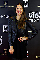 Laia Alemany attends to 'Como la Vida Misma' film premiere during the 'Madrid Premiere Week' at Callao City Lights cinema in Madrid, Spain. November 12, 2018. (ALTERPHOTOS/A. Perez Meca) /NortePhoto.com