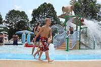 New Onesty Aquatics Center opened in Charlottesville, Va