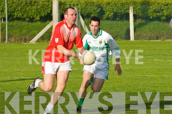 Kieran Curtin Brosna and  Daniel Kennelly, Ballydonoghue...   Copyright Kerry's Eye 2008