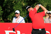 George Coetzee (RSA) on the third day of the DUBAI WORLD CHAMPIONSHIP presented by DP World, Jumeirah Golf Estates, Dubai, United Arab Emirates.Picture Fran Caffrey www.golffile.ie