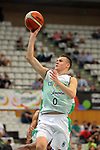 Basketball Champions League 2017/18 - Previus.<br /> Divina Seguros Joventut vs Dinamo Tbilisi: 86-66.<br /> Nenad Dimitrijevic.