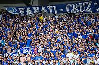 Belo Horizonte (MG), 09/02/2020- Cruzeiro-America - Torcida - partida entre Cruzeiro e America, válida pela 5a rodada do Campeonato Mineiro no Estadio Mineirão em Belo Horizonte neste domingo (09)