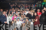 A crowd of Brendan O'Neills,Brandon Court, Ballyard,Tralee best friends and family showed up at his 18th Birthday in the Blasket Inn on Friday Night (Brendan is seated 3rd from left)....... ....