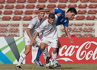Tyler Polak. Italy defeated the US Under-17 Men's National Team 2-1 in Kaduna, Nigera on November 4th, 2009.