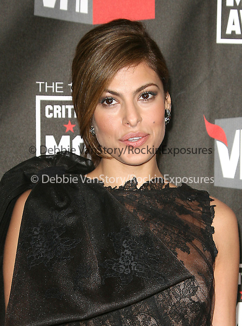 Eva Mendes at The16th Annual Critics' Choice Movie Awards held at The Hollywood Palladium in Hollywood, California on January 14,2011                                                                               © 2010 Hollywood Press Agency
