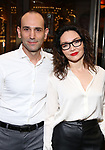 "Stephen DeRosa and Katrina Lenk Attends the Broadway Opening Night of ""All My Sons"" at The American Airlines Theatre on April 22, 2019  in New York City."