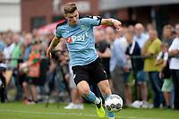 HAREN - Voetbal, FC Groningen - Real Sociedad, voorbereiding seizoen 2017-2018, 02-08-2017,  FC Groningen speler Django Warmerdam